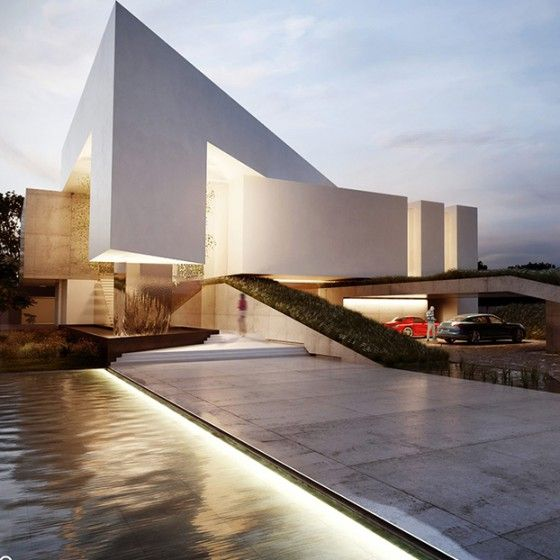 Creato arquitectos homes pinterest for Arquitectos para casas