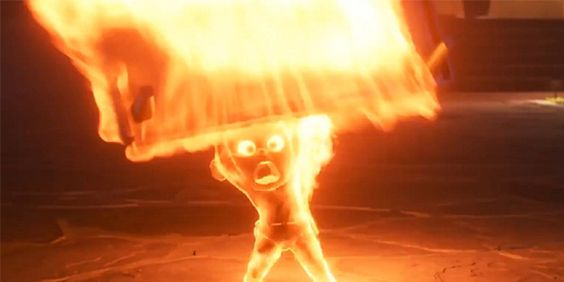 While most members of the Parr family in The Incredibles have rather basic power sets, baby Jack-Jack is definitely different.
