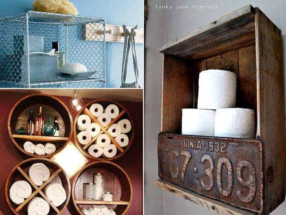 Creative Bathroom Storage Ideas Best Decorating Inspiration