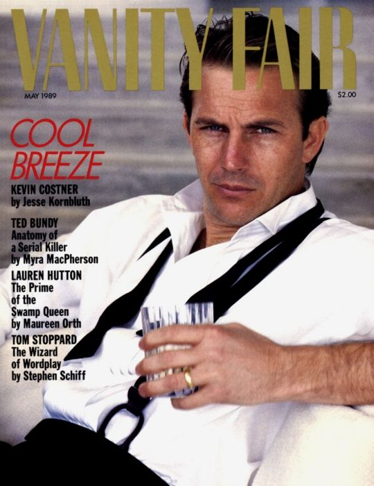 Kevin C 1989 Vanity Fair- for my mum.