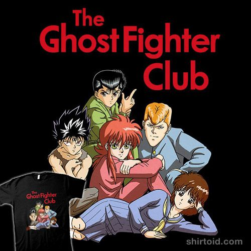 The Ghost Fighter Club Day Of The Shirt Fighter Shirtpunch
