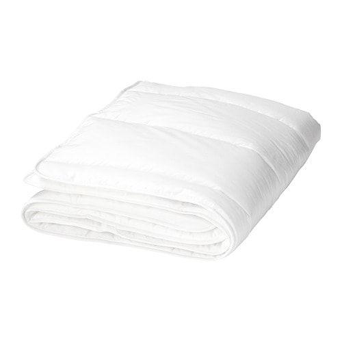 Len White Quilt For Cot 110x125 Cm Ikea Crib Comforter Ikea Ikea Store