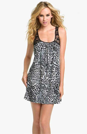 In Bloom by Jonquil 'Siberian Skin' Nightie available at #Nordstrom
