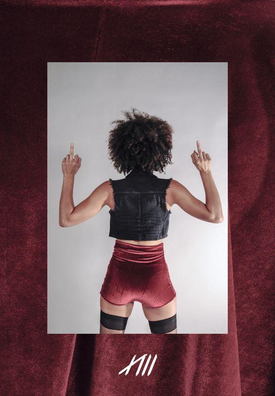 """""""Velvet Lookbook""""  Creative Director: Emily Kimura  Velvet Clothing by Kelsea Cadena aka Poisoned Blackberries  Photos by Ariel Cortez  Model: Maggie Flynn"""