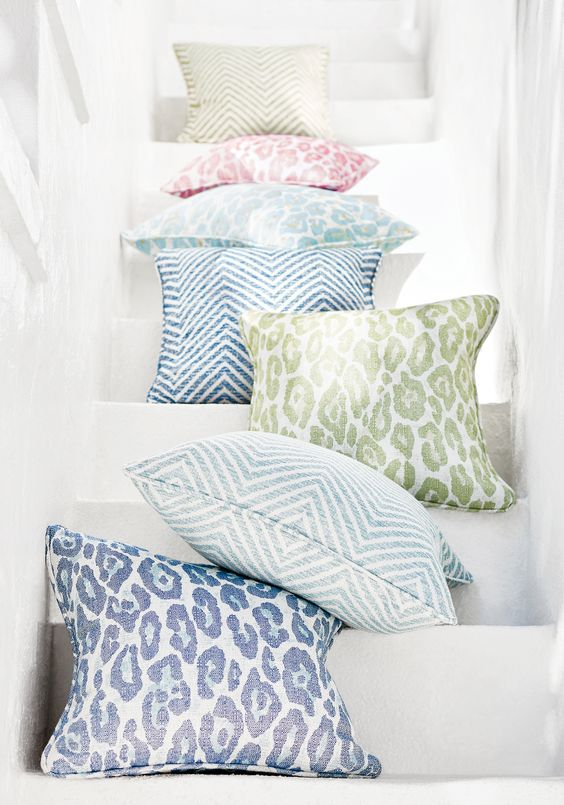 Pillows from Oasis Collection