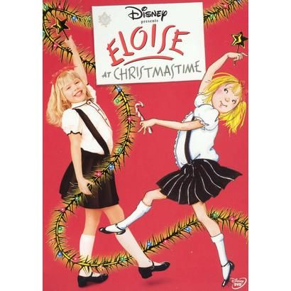 Eloise at Christmastime - perfect holiday movie