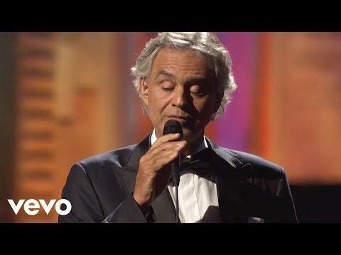 Andrea Bocelli Brucia La Terra Youtube Music Videos Music Songs