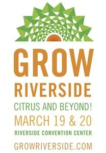 We encourage you to join us at this great event at the Riverside Convention Center 3/19 & 3/20. We are glad to be attending to learn about sustainable living, locally produced food & improved quality of life for #Riverside!