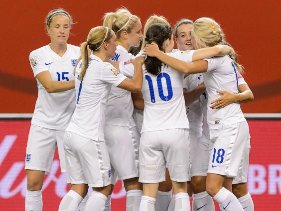 The 50 Most Influential Women In Sport The Full List England Ladies Football Female Football Player Sports