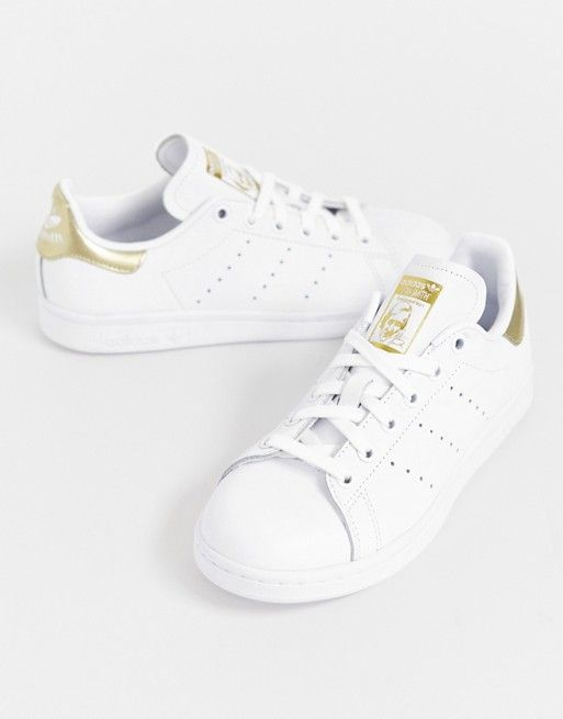 adidas Originals Stan Smith in white