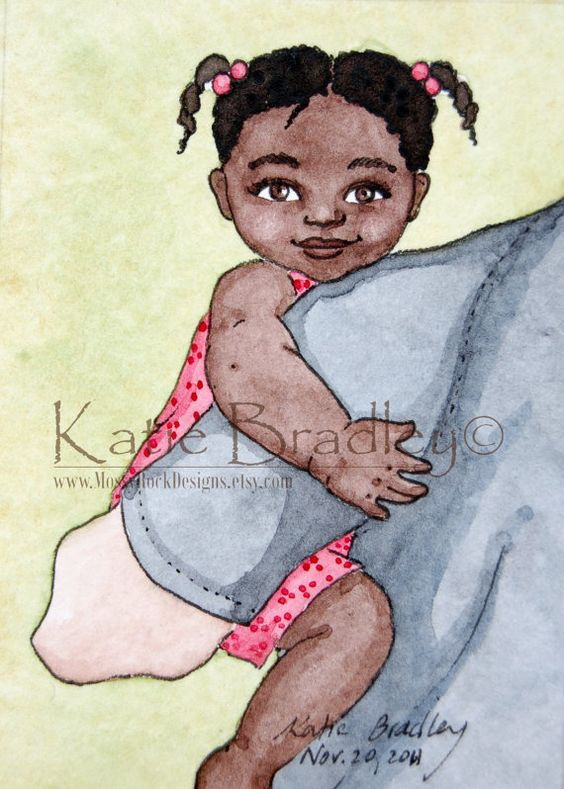 In my Daddy's Arms 5x7 print by MossyRockDesigns on Etsy, $9.00