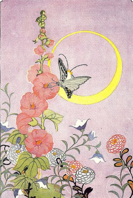 Humming-Bird Moth by cluttershop,