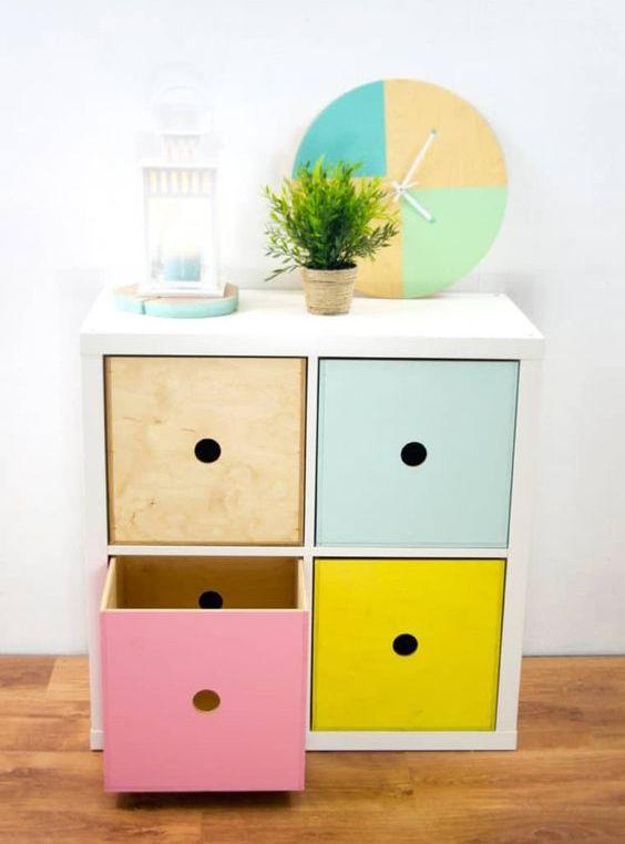 60 Stunning Ikea Kallax Ideas Hacks Pdb Trending Kallax Ikea Ikea Storage Cubes Cube Storage
