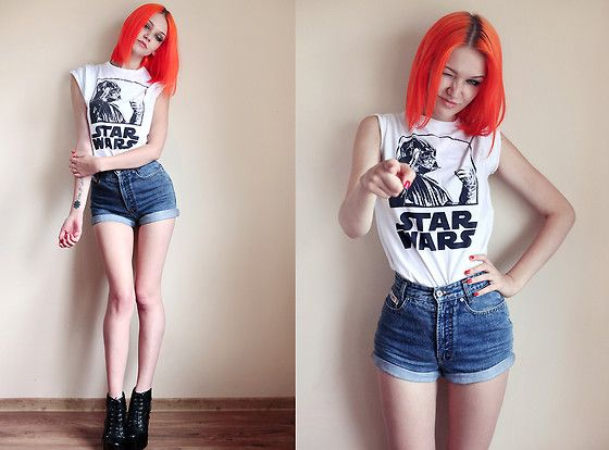Empire wants You !  (by La Volpe) http://lookbook.nu/look/3966200-Empire-wants-You