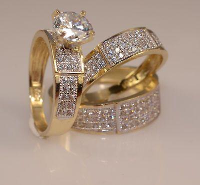 Cushion Morganite /& Diamond Bridal Engagement Wedding Ring Set 14K Rose Gold Fn