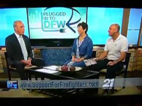 Support for Firefighters Interview