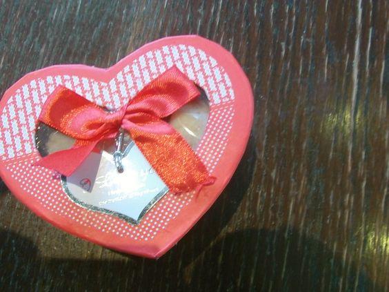 """Geschenkbox Badepraline """"Erdebeer-Vanille"""" von MajaSt auf DaWanda.com"""