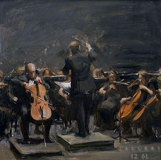 Classique Photo Music Painting Art Music Aesthetic Art