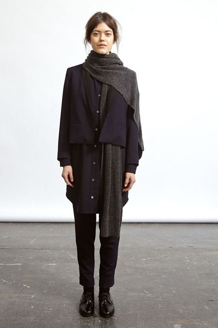 Steven Alan FW14 // Oh man I want to wear this type of clothing everyday!