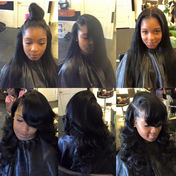 versatile weave hairstyles : weaves braids weaves hair weaves bomb weaves styled well hairstyles ...