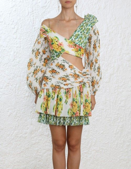 Golden Surfer Dress Ready To Wear New Arrivals Designer Dresses Online Dresses Shop Designer Dresses