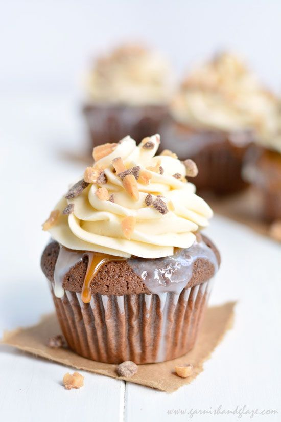 Fluffy frosting, Moist chocolate cakes and Condensed milk ...