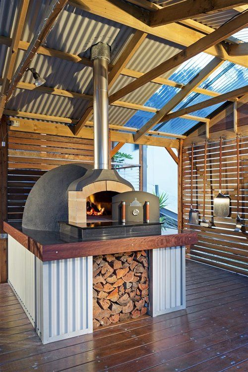 Pin By Vaughan Lascelles On Pizza Oven Pizza Oven Outdoor Backyard Kitchen Pizza Oven Kits