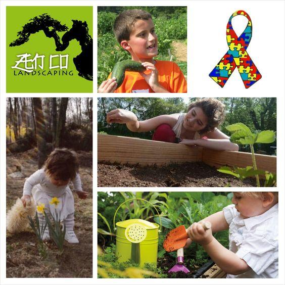 Hoy se celebra el #DíaDelOrgulloAutista   promoviendo la #Neurodiversidad (diferencias en las características humanas del campo neurológico que deben ser reconocidas y respetadas como una categoría social) La #jardinería es una excelente actividad de #terapia para #niños diagnosticados con #Autismo.