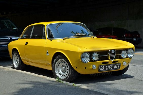 1969 Alfa Romeo GTV .. Amazing
