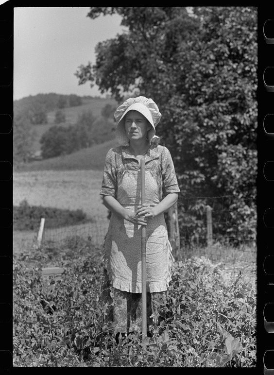 never before seen photos of the great depression taken by ...