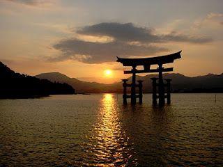 Miyajima in Hiroshima.