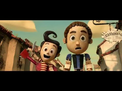 The Book of Life Film 2014 - Maria Gabriela Posada & Joaquin - YouTube