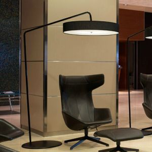 Very contemporary arc lamp lighting floor lamp on made for Very modern lighting