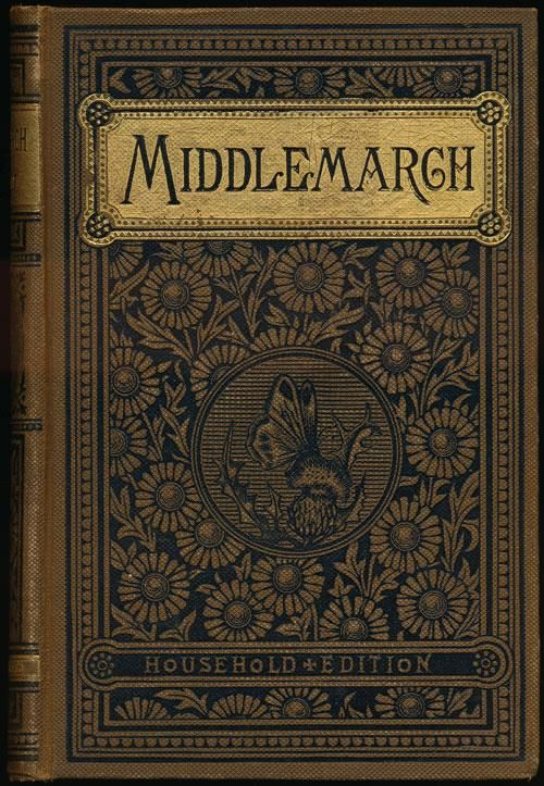 Middlemarch, George Eliot, 1886 Best read in the whole wide world.