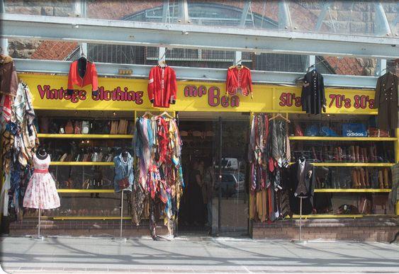 vintage clothes shops glasgow west end wroc awski
