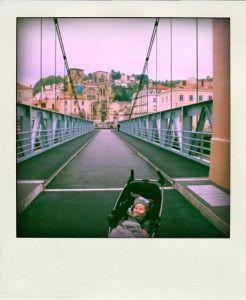 Je t'emmène à Vienne avec ma Quinny… !