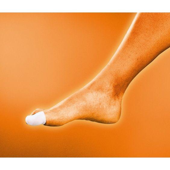 DEDIL EN GEL PURO - REF: GL-117:  Dedos superpuestos, dedos en martillo, infrapuestos, dedos con amputaciones parciales, problemas de la piel, problemas ungulares debido a sequedad o lesiones queratósticas.