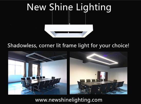 Led Frame Light Light Architecture Frame Light Lighting Solutions