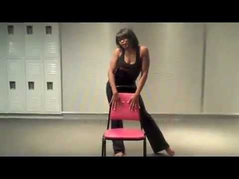 Dance Instructor Teaches You Ladies How To Lapdance For Your Man.  Keeping it sexy and getting a workout at the same time?  I'm in!