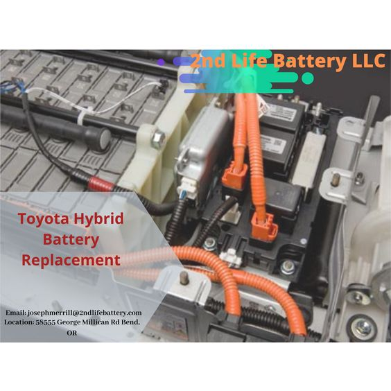Toyota Prius Hybrid Battery Replacement Cost Toyota Hybrid Toyota Prius Toyota