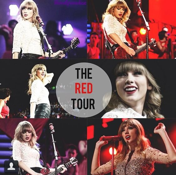 The Red Tour :) best night of my life