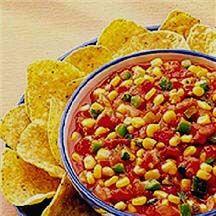 Corn salsa, Corn salsa recipes and Salsa on Pinterest