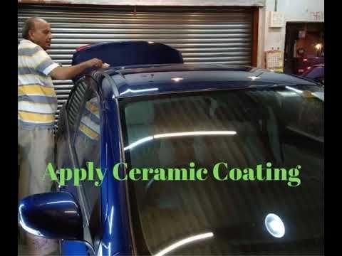 Ciaz Maruti Car 2019 Ceramic Coating At Elite Car Studio In Mira