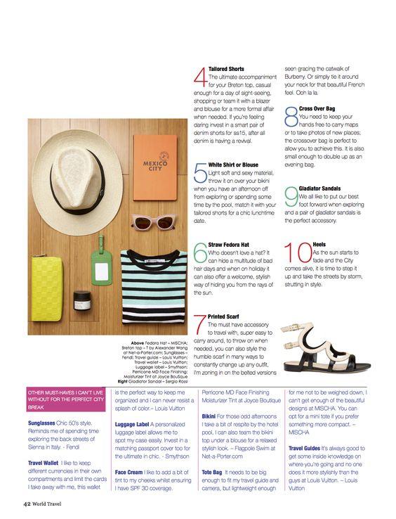World Travel Magazine 2015