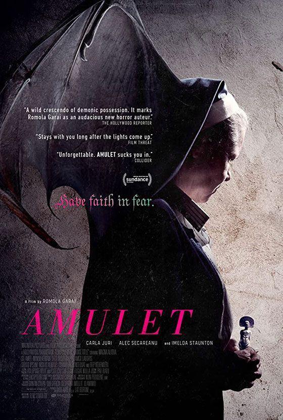 Amulet Review Ver Peliculas Online Como Ver Peliculas Horror Movie Posters