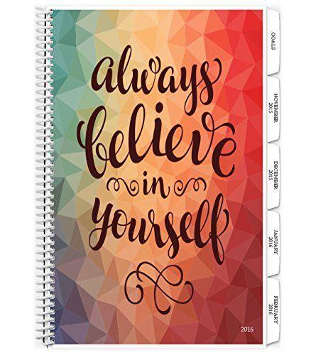 Planner 2016 - 2017 Calendar