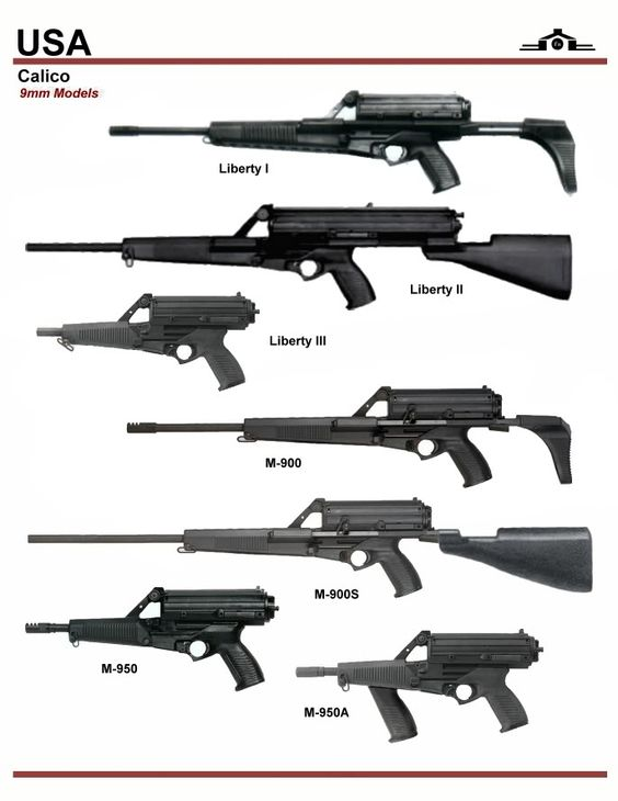 Calico Liberty And 9mm Series Awsome Guns I Love These