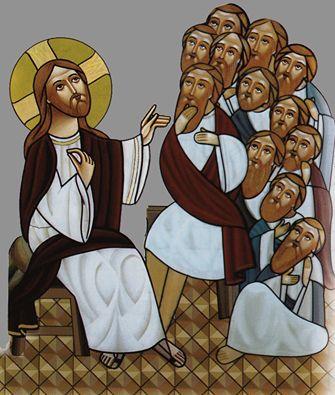 Lehrender Jesus