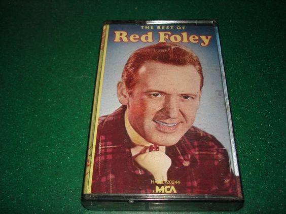 THE BEST OF RED FOLEY & THE CUMBERLAND VALLEY BOYS CASSETTE, GREAT MUSIC