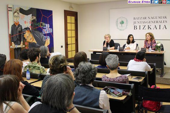 """Presentación del libro: """"Sylvia Pankhurst, sufragista y socialista"""" 26/05/2016 #Bilbao http://bit.ly/1qMlgKR Organiza: Centro de Documentación de Mujeres """"Maite Albiz"""""""
